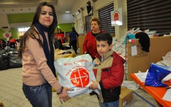 Gozitan families urged to send a Christmas present to a Syrian child