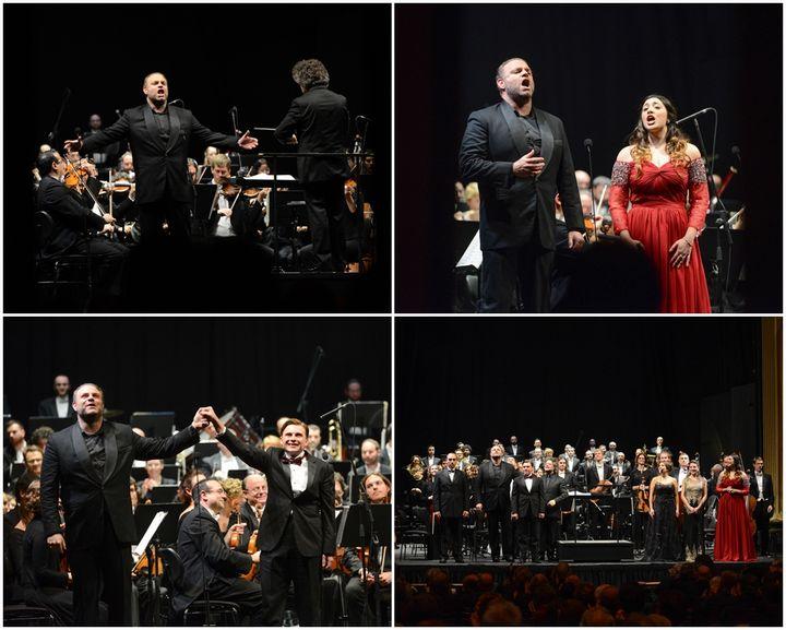 Full house for BOV Joseph Calleja fund raising Christmas Concert