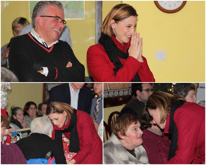 300 elderly people in Gozo & Malta have their Christmas wishes answered