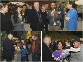 Children's World: Christmas event for children held in Gozo
