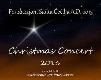 A Christmas Concert with the St Cecilia Choir and guests