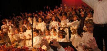 Ghajnsielem Primary School's annual Christmas Concert