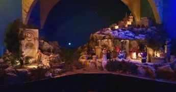 Visit a Gozitan crib with a difference in St George's Square, Victoria