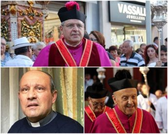 Bishop Mario Grech makes new appointments in the Gozo Diocese