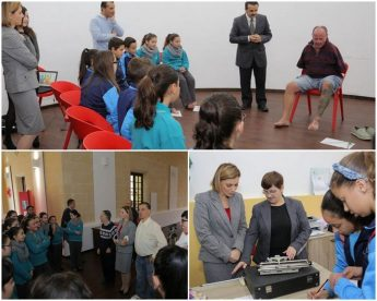 Educational campaign on disabilities launched in Gozo: #nikbruflimkien