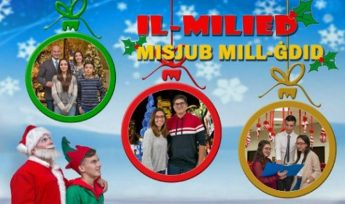 Il-Milied Misjub mill-Gdid - A musical play for all the family