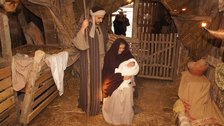 Bethlehem f'Ghajniselem Nativity Village celebrating 10th edition