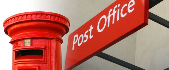 Early collection of mail and early closure of Parcel Office next Friday