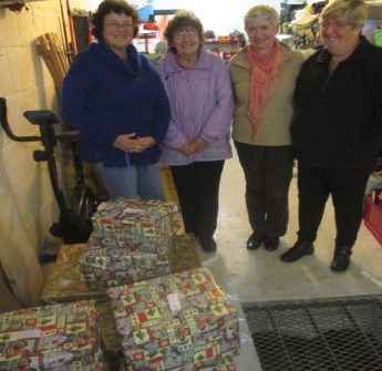 Mother's Union in Gozo support Order of Malta food programme