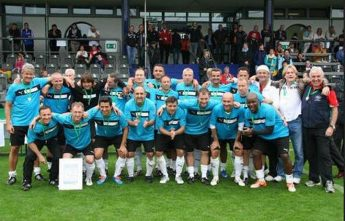 MTA supports new international football tournament for over forties