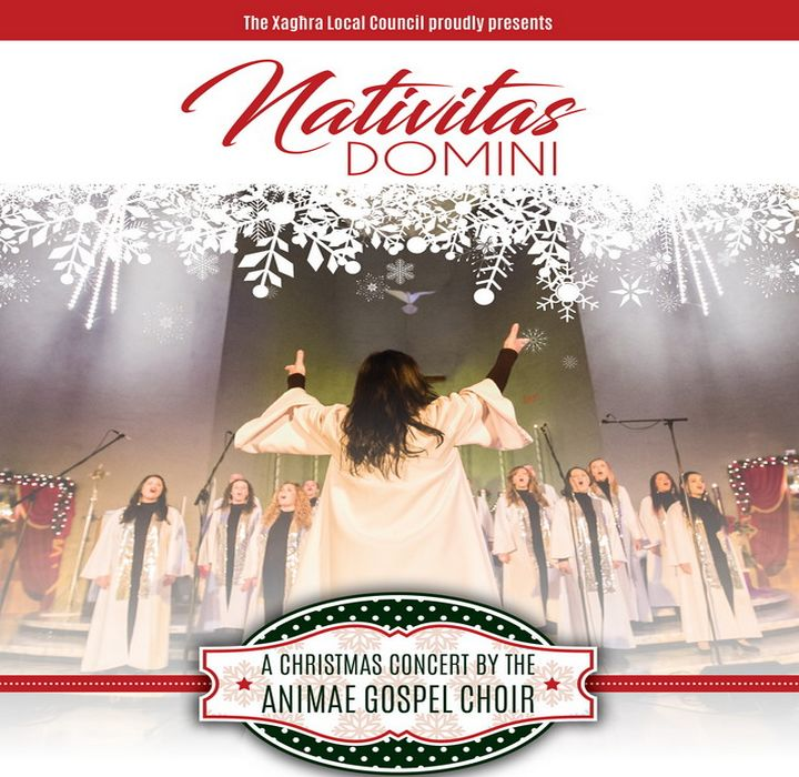 Xaghra Christmas Concert by the Animae Gospel Choir