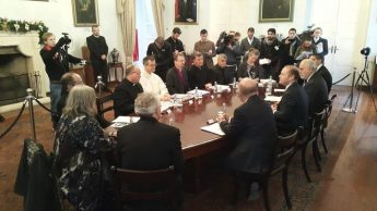 An opportunity to revitalise faith in the European project - Bishop