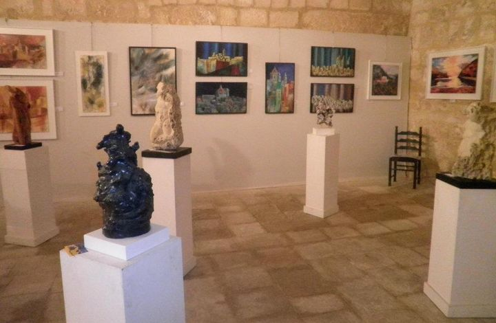 Contemporary Art at the Gozo Citadel - Carnival Culture