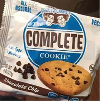 Chocolate chip cookie health warning for those allergic to milk