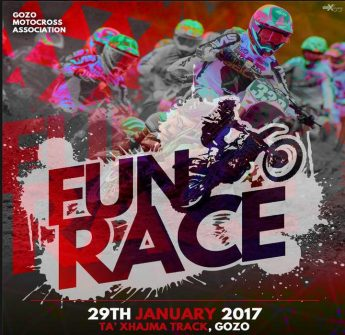 Gozo Motocross Association Fun Race this coming Sunday