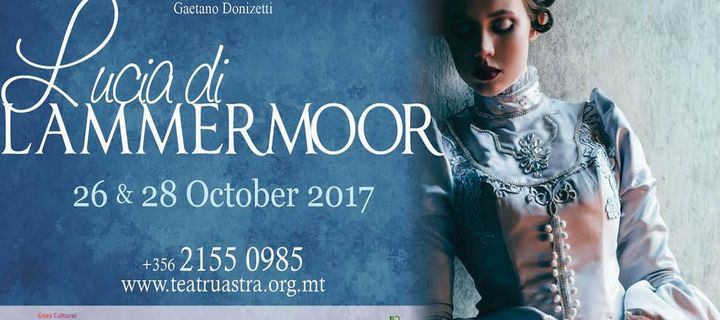 Applications close Friday to be part of opera - Lucia di Lammermoor