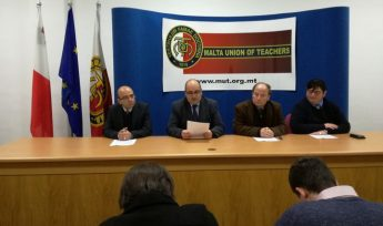 Crisis in the teaching profession - MUT proposes solutions