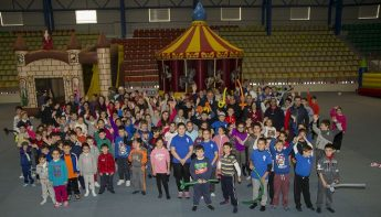 Around 450 children participate in On the Move Gozo Programme