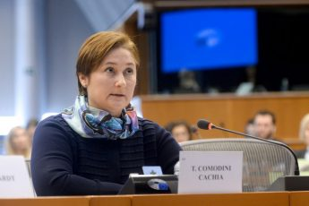 Comodini Cachia is EPP Group vice-coordinator on Legal Affairs Committee