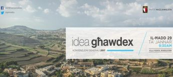 ideaGhawdex - PN general convention in Gozo this weekend