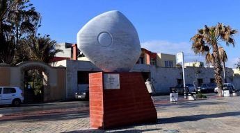First of 6 monuments inaugurated for Art in Public Spaces