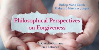 Some Philosophical Perspectives on Forgiveness - Bishop Grech