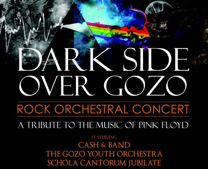 Dark Side Over Gozo - Fundraising rock orchestral concert