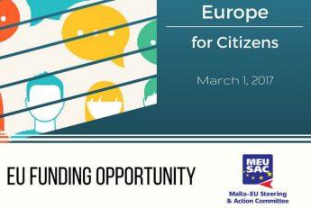 Europe for Citizens - EU funding programme