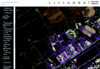 New goeportal to provide fast, easy-to-use planning data access