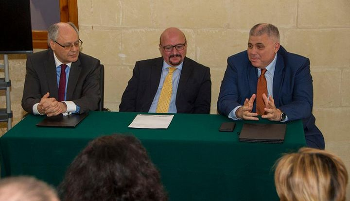 The Financial Services Gozo Foundation launched