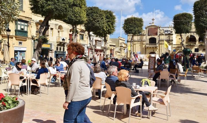 Persons aged 50 - 59 made up highest share of Gozo's population in 2015