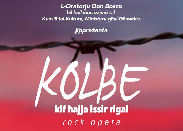 Kolbe: A new rock-opera this weekend at Don Bosco Oratory Theatre