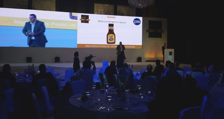 Magro winner at Gulfood Innovation Awards: Best Condiment or Sauce