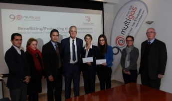 Multigas environmental dissertation competition winners