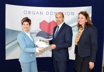 Over 3,000 people now registered as organ donors