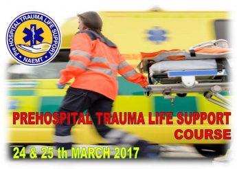 ERRC Gozo Prehospital Trauma Life Support Course