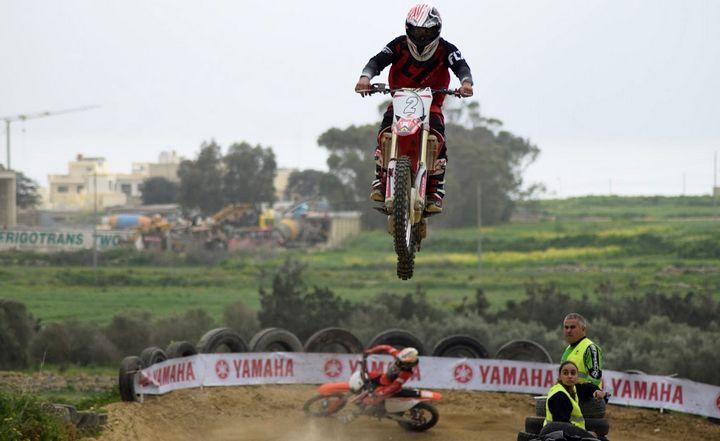 Yamaha Gozo Motocross Championship round 4 held Sunday