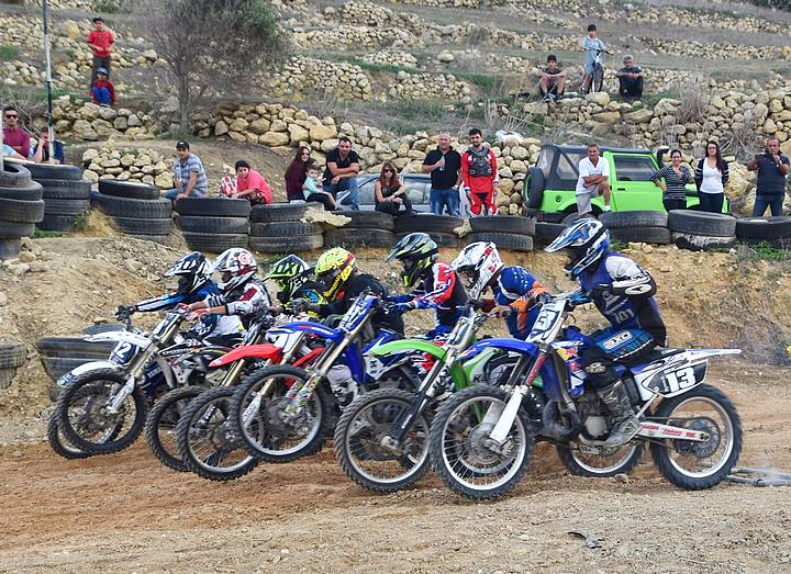Round 4 of the Yamaha Gozo Motocross Championship 2016/2017