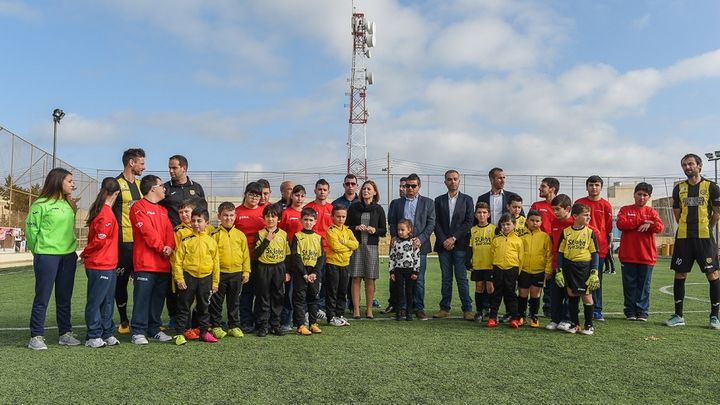 Inclusion in sports through agreement with Xewkija Tigers FC