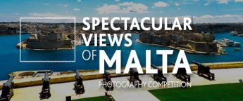 Spectacular Views of Malta photographic competition