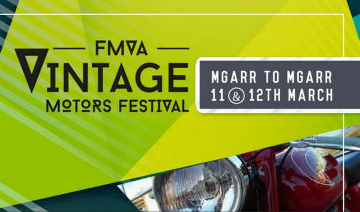 Vintage Motors Festival next weekend in Gozo
