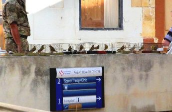 Finch trapping is indefensible – CABS