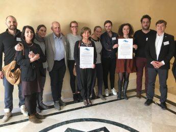 "NGOs adopt ""Rome Declaration"" on Emission Control Area in Mediterranean Sea"