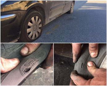 BirdLife Malta's CEO has his car vandalised, with tyres slashed