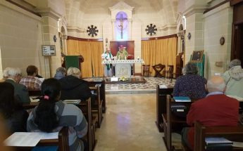 Message to the English speaking Catholic Community in Gozo