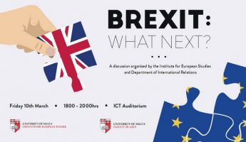 Brexit: What Next? A public discussion at the UoM