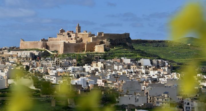 Gozo infiorata exhibition inauguration - A Wonder of the World
