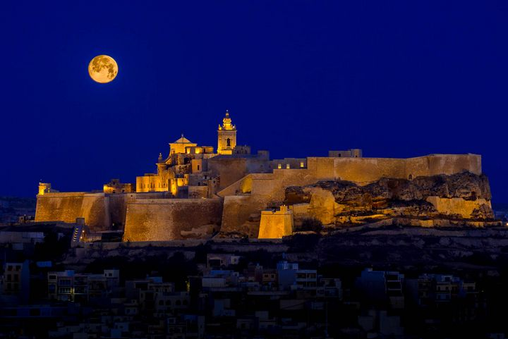 The Citadel and Gozo Ministry to go dark for Earth Hour