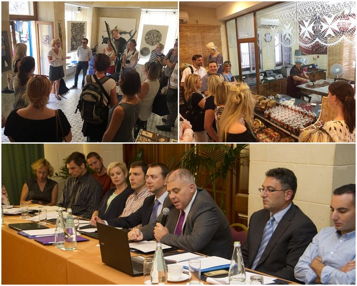 Gozo project: SMEs and Tourism - acting for a brighter future