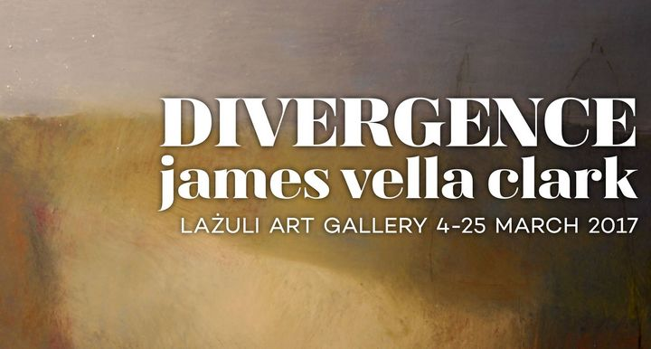 Divergence: Gozo exhibition by James Vella Clark